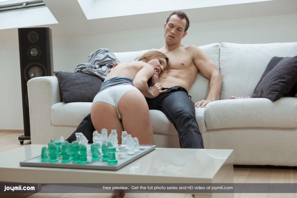 Junia és Martin - sakk és szex