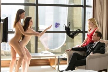 Kaylee, Jenna és Sammy - 3 vs. 1
