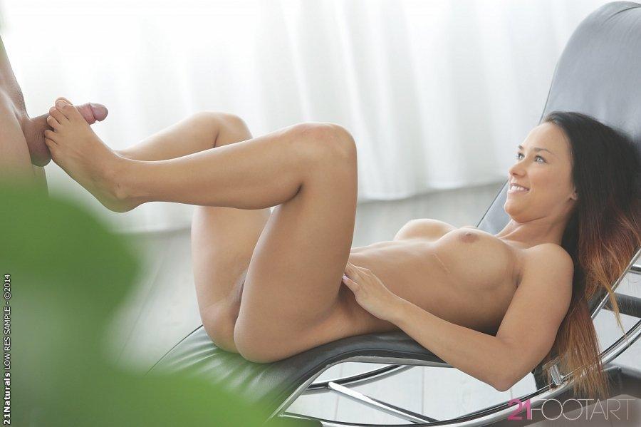Victoria Sweet - a lábimádó